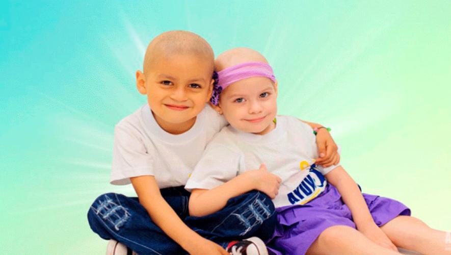 La Fundación AYUVI brinda tratamiento a niños y adolescentes con cáncer en Guatemala. (Foto: Fundación AYUVI)