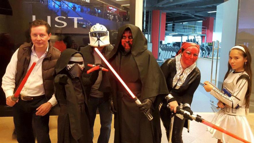 En junio se realizará la Mega-Con 2016 para todos los fanáticos de Star Wars. (Foto: Alejandro Amada)