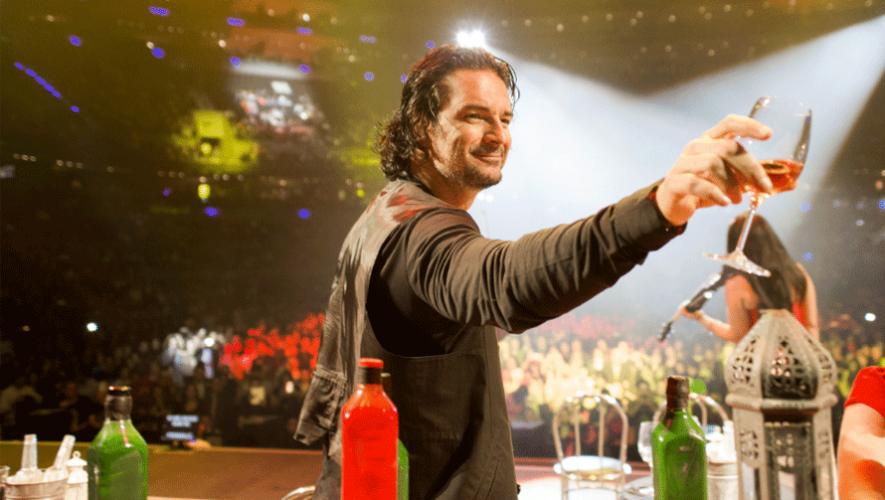 El cantante guatemalteco Ricardo Arjona ha sido nominado a los Premios Billboard de la Música Latina. (Foto: Facebook Ricardo Arjona)
