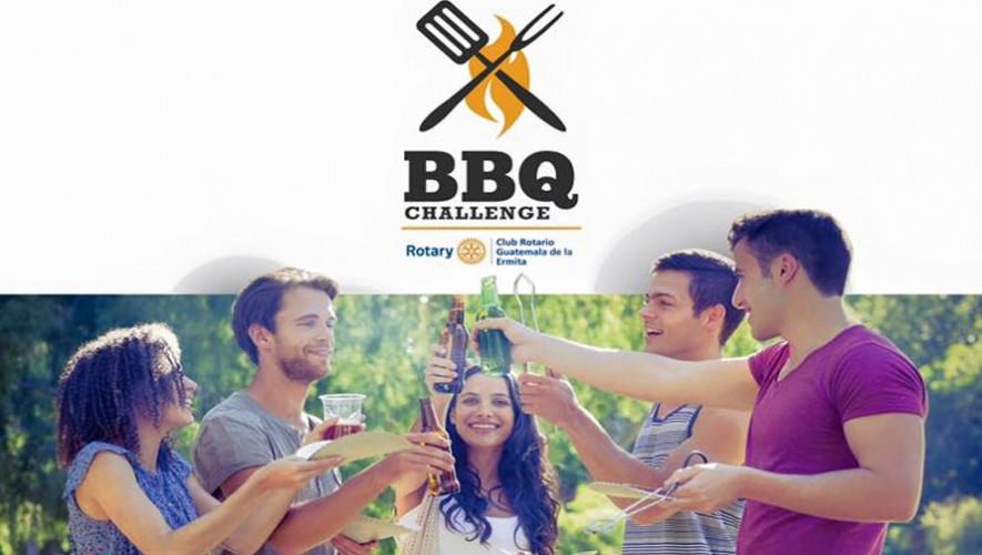 BBQ Challenge de Club Rotario Guatemala | Marzo 2016