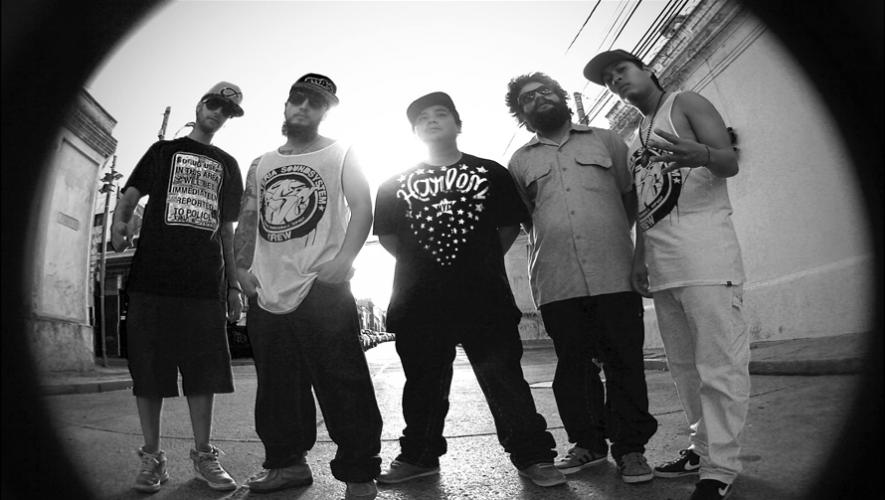 """La banda guatemalteca Bacteria Soundsystem Crew lanzó su álbum """"Para Siempre"""". (Foto: Mel Mencos)"""