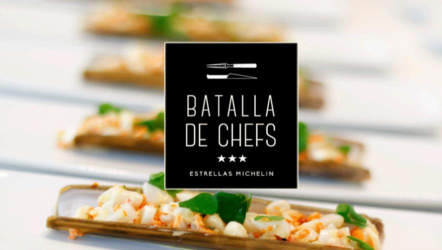 Conoce por qué no deberías perderte la Batalla de Chefs en Guatemala. (Foto: Batalla de Chefs)