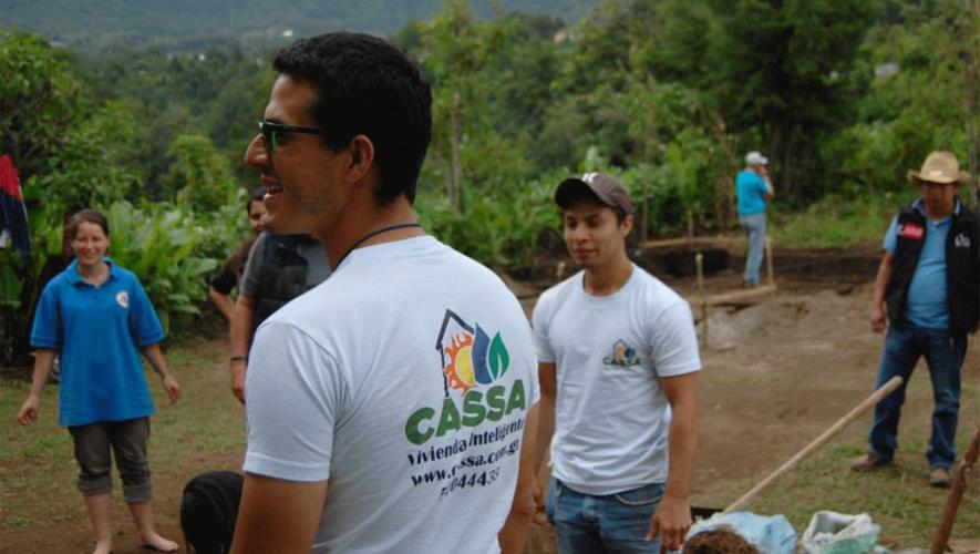 Antonio Aguilar es uno de los emprendedores destacados de Guatemala. (Foto: Facebook CASSA)