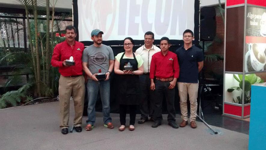 Los mejores 6 catadores de Guatemala fueron elegidos durante el Festival de Cafés Especiales 2016. (Foto: Asociación Nacional del Café Guatemala)