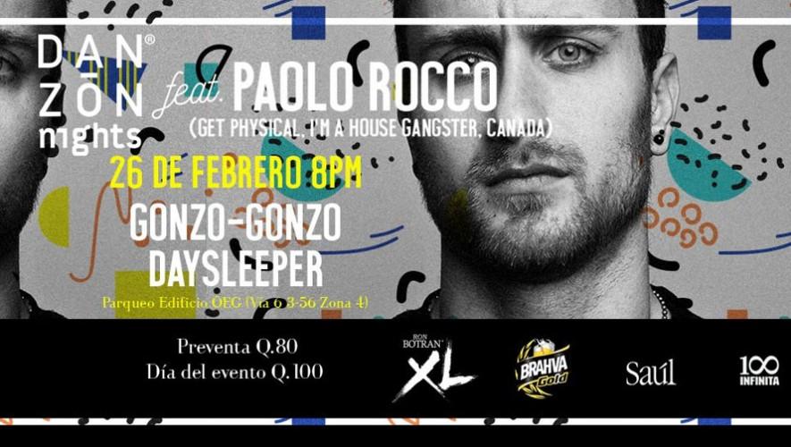 Danzón con Paolo Rocco | Febrero 2016