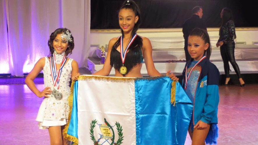 Emily Galiacho, campeona en la categoría Solistas Femeninos Pre-Teen. (Foto: Dance Art)