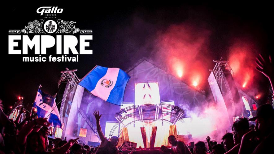 El EMF 2016 estará lleno de muchas sorpresas y nuevas actividades por hacer. (Foto: Empire Music Festival)