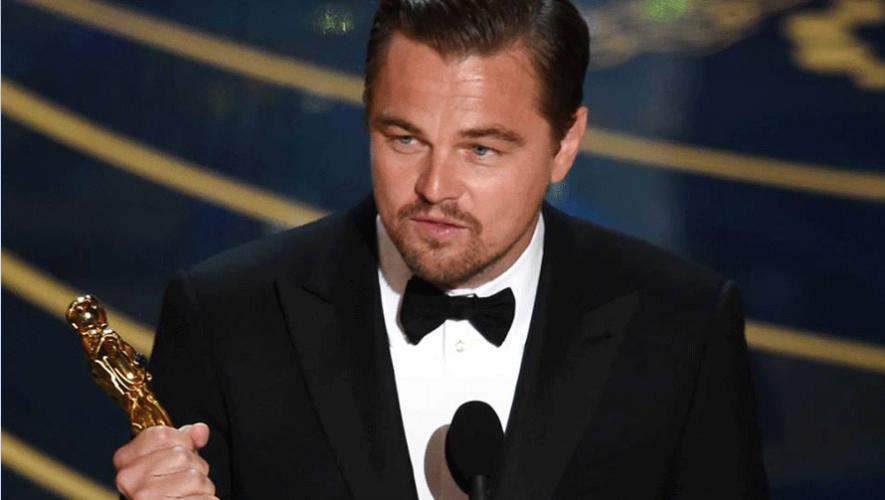 El actor Leonardo DiCaprio obtuvo su primer Óscar por su actuación en El Renacido. (Foto: TNT América Latina)