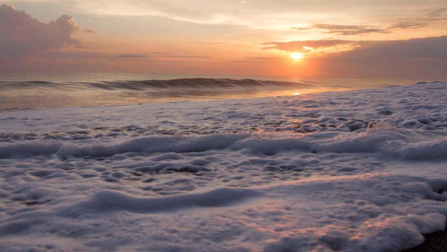 La playa de Monterrico en Guatemala fue elegida como una de las mejores de Latinoamérica. (Foto: Cesar Rosales)