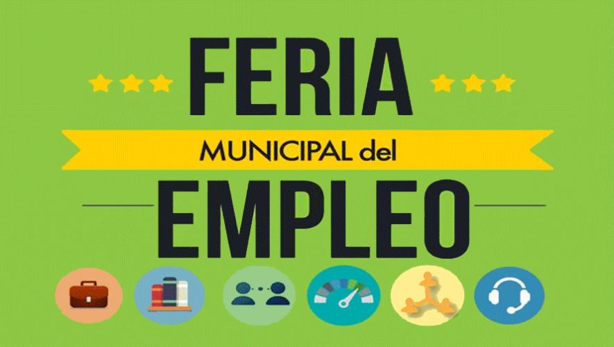 Feria Municipal del Empleo | Marzo 2016