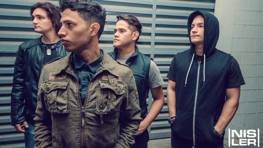 Josh Mata, Anthon Riff, Leo Contreras y Yariff Mata son los integrantes de Nisler. (Foto: Manny Herrera Filo Studios)