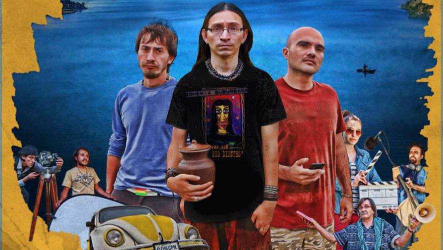 La película guatemalteca Otros Cuatro Litros se estrena en una función única el 06 de marzo. (Foto: Otros Cuatro Litros)