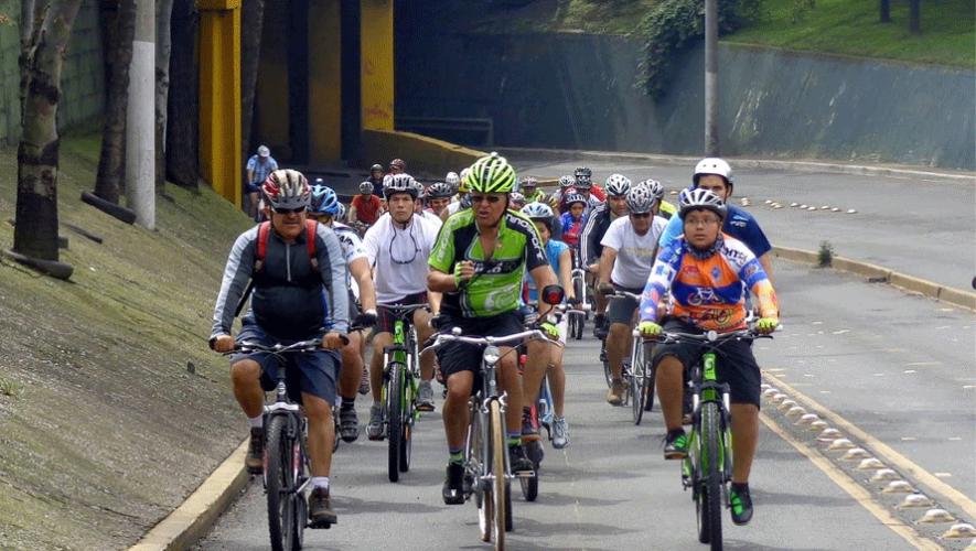 Completa el Reto Por Tu Ciudad 2016 y demuestra tu resistencia en la bicicleta. (Foto: El Club del Abuelo)
