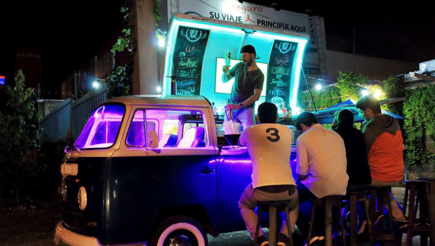 El concepto de ShotAFuq lleva la fiesta a donde estés. (Foto: Cortesía ShotAFuq J. Fotografía)