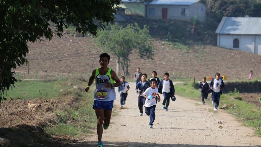 Carrera Tecpán 30K Internacional Trail Run | Abril 2016