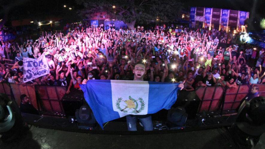 El polaco Tom Swoon envió un mensaje muy importante para Guatemala. (Foto: Tom Swoon)