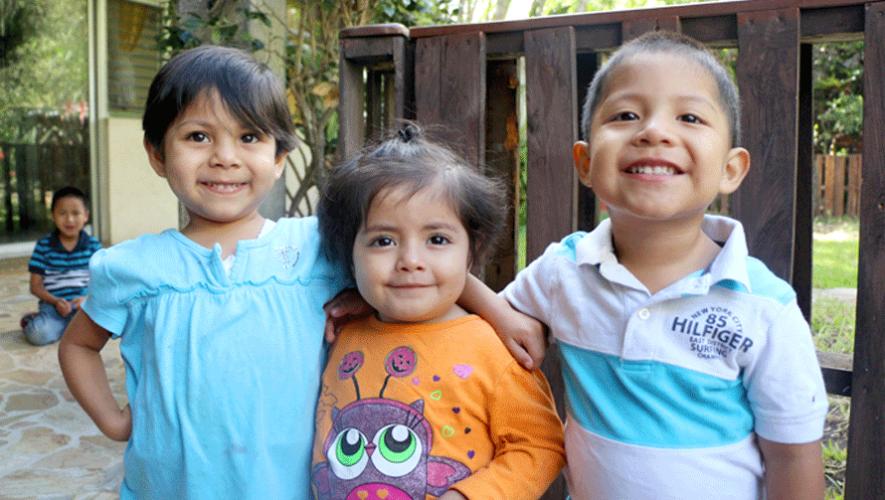 Los menores del Hogar de Niños Fátima necesitan tu ayuda para financiar un mejor futuro. (Foto: Hogar de Niños Fátima)