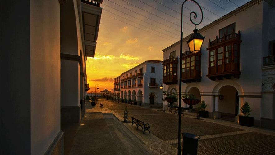 Ciudad Cayalá está ubicado en la zona 16 capitalina. (Foto: Waseem Syed Fine Art Photography)