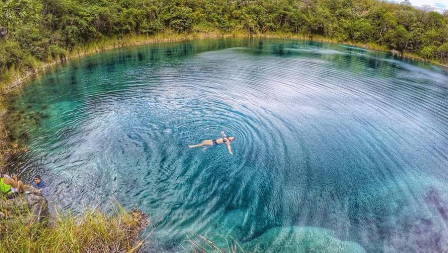 Por la transparencia del agua es un destino perfecto para bucear. (Foto: Go Pro Chapin)