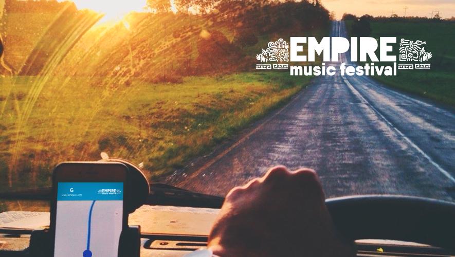EMF 2016 cómo llegar