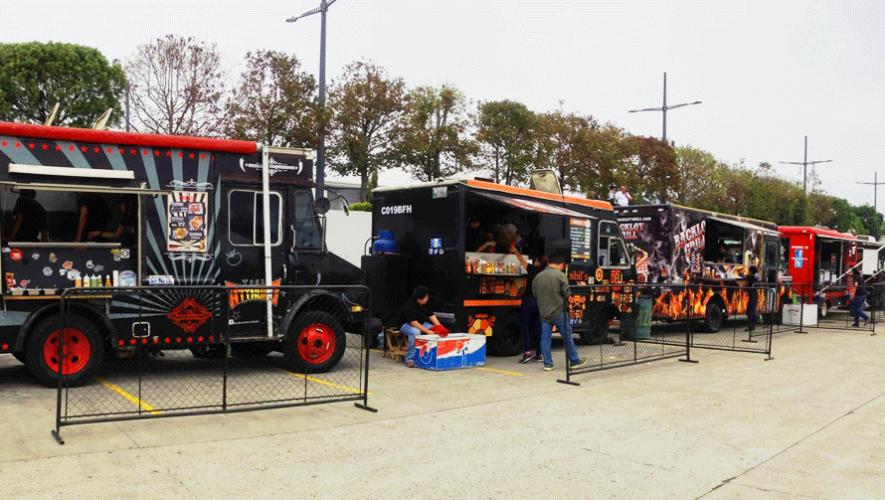 Vive la experiencia de los camiones de comida en el Festival de Food Trucks. (Foto: 2da. Convención de Food Trucks)