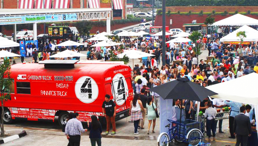 No te pierdas el Festival de Food Trucks en Sankris Mall. (Foto: 2da. Convención de Food Trucks)