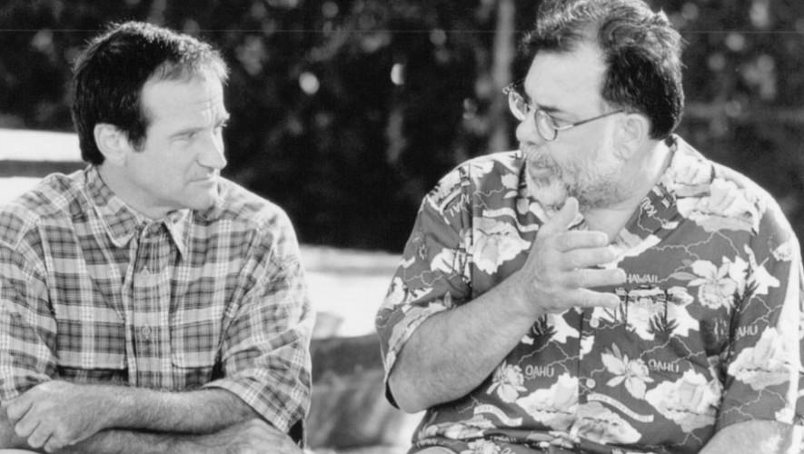 Francis Ford Coppola en Jack