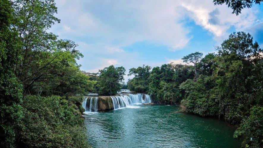 Un destino imprescindible para conocer en Guatemala, el Balneario Las Conchas. (Foto: Galas de Guatemala)