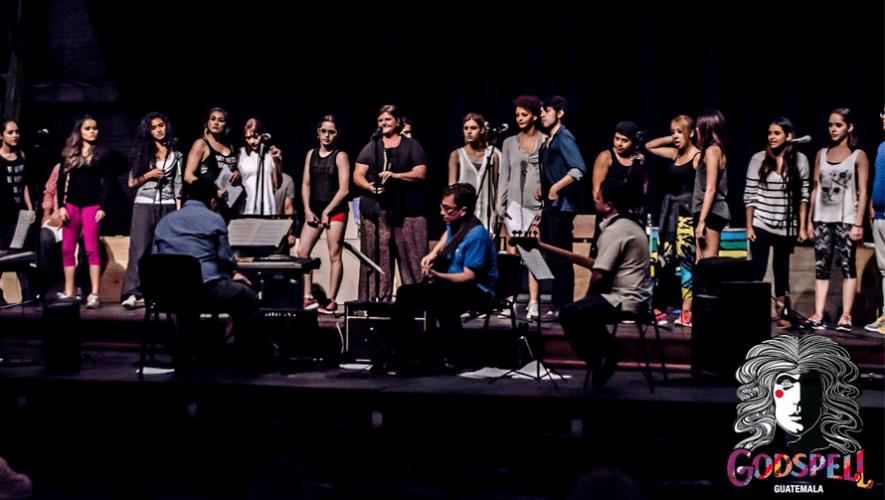 La obra de teatro Godspell se estrena en Guatemala el 31 de marzo. (Foto: Godspell Guatemala)