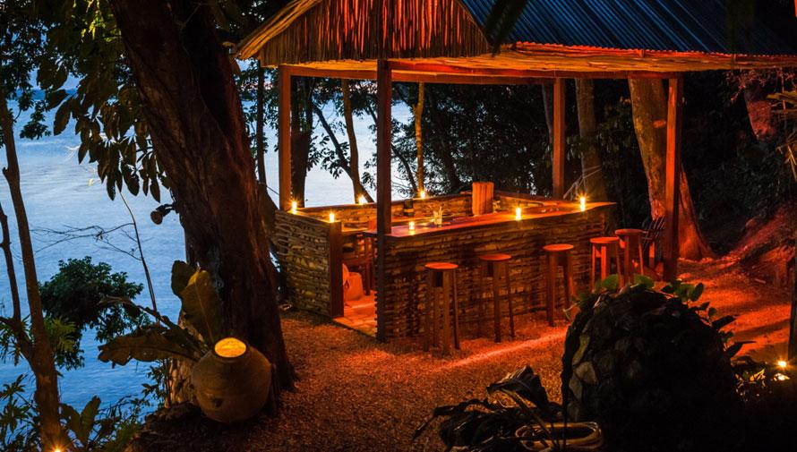 Bar del Hotel La Lancha