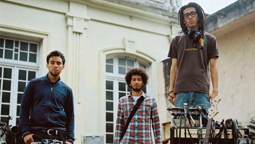 Humus Fuga presentó su primer álbum Laniakea. (Foto: Leo García)