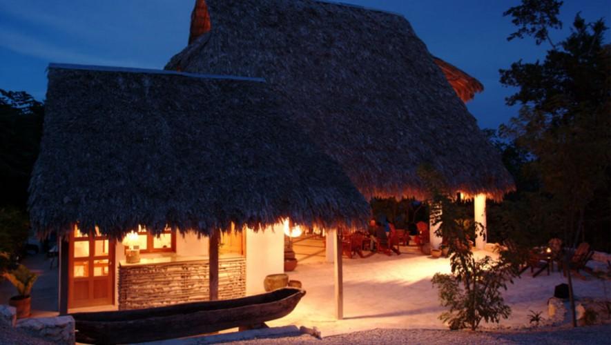 Hotel La Lancha en Petén
