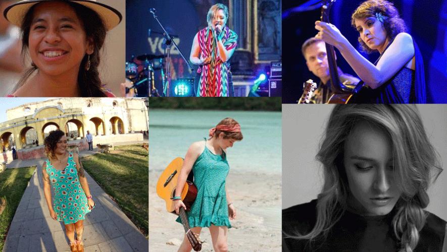 Celebra el Día Internacional de la Mujer con los éxitos de estas grandes artistas. (Foto: Imágenes de Facebook)