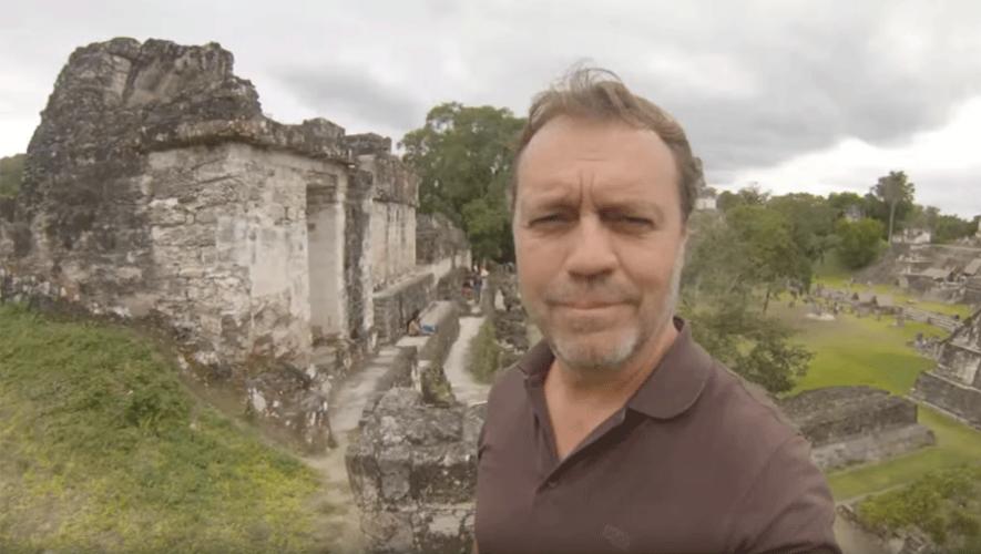 El periodista español Paco Nadal recomienda 10 lugares para visitar en Guatemala. (Foto: Las guías de Paco/YouTube)