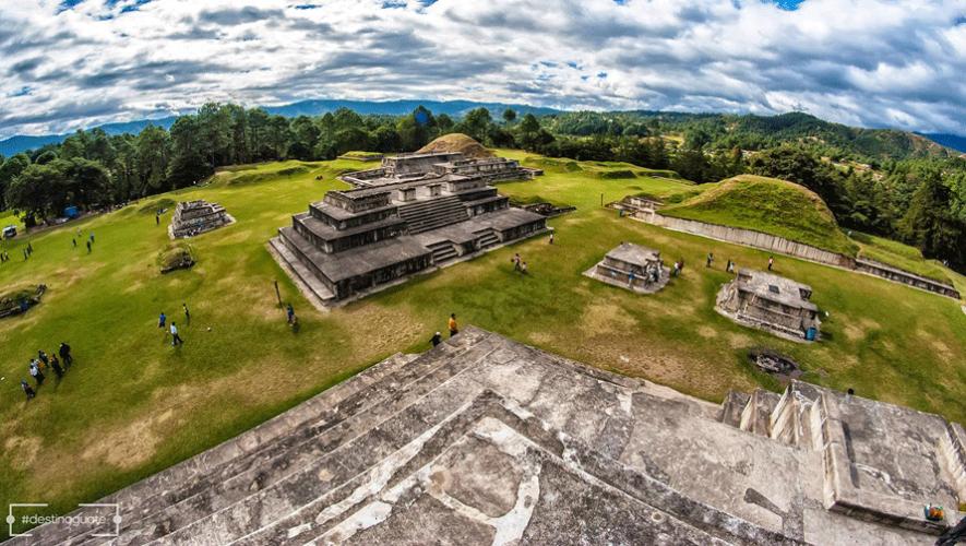 Viaje a Huehuetenango con Destino Guate | Abril 2016