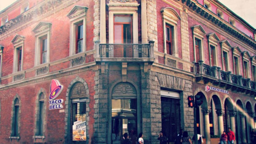 Taco Bell de la Sexta Avenida es uno de lo más elegantes del mundo. (Foto: Taco Bell)