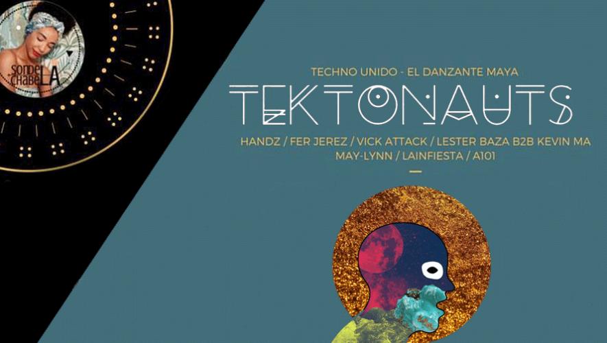 Techno Unido por B'ahlam Kan Nah | Marzo 2016
