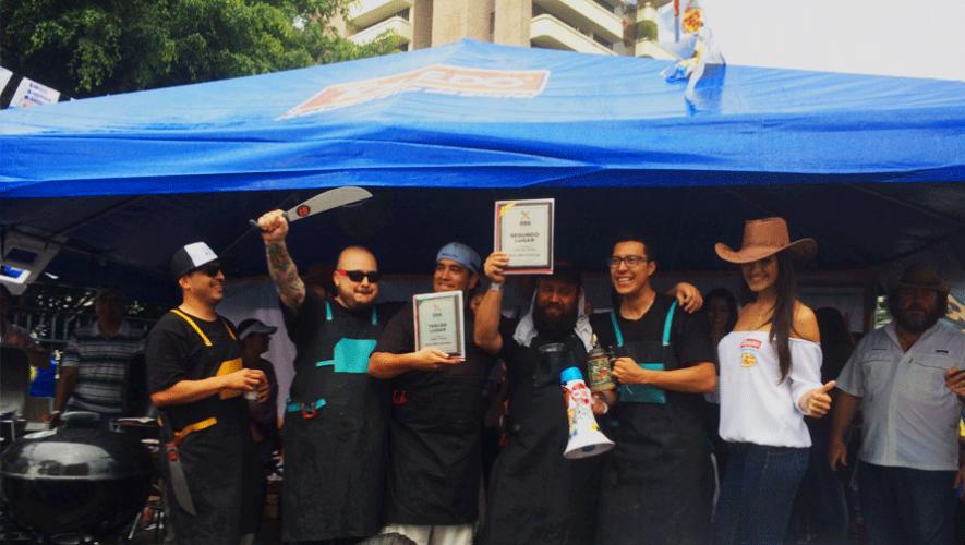Grill or Die obtuvo el segundo lugar en el BBQ Challenge 2016. (Foto: Paolo Melini)