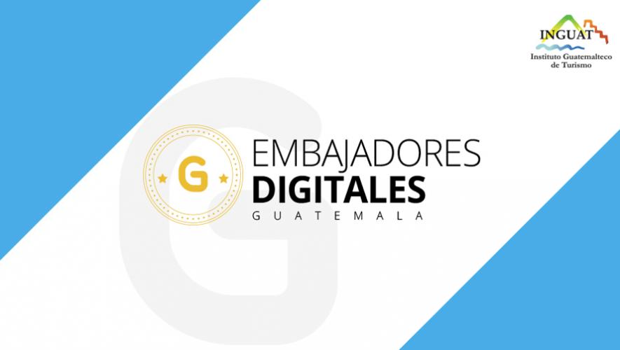 Guatemala.com es uno de los Embajadores Digitales de Turismo elegidos por el Inguat. (Foto: Guatemala.com)