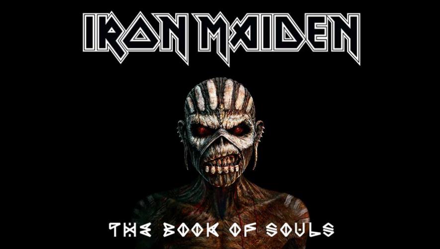 La tipografía del nuevo disco de Iron Maiden fue creada por el guatemalteco Jorge Letona. (Foto: Iron Maiden)