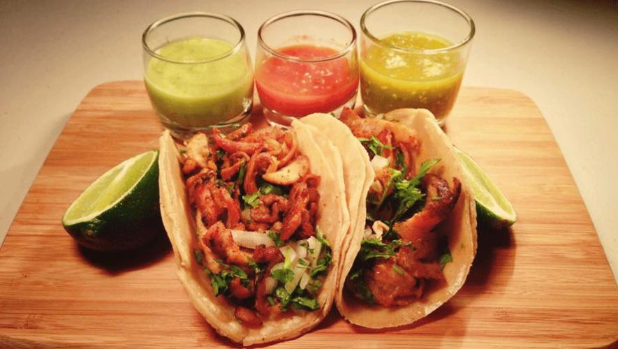Celebra el Día del Taco en Guatemala y disfruta con grandes promociones. (Foto: Jardín de los Conejos - Los Álamos)