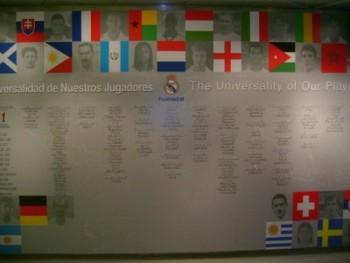 Fotografía tomada en el Santiago Bernabéu. (Foto tomada de Facebook Federico Revuelto)