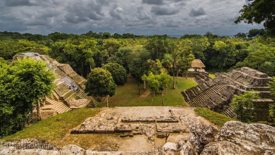El Mirador y Tikal son consideradas las ciudades cuna de la civilización maya. (Foto: Airtony)