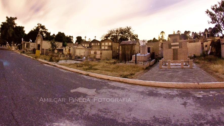 Recorre las calles del Cementerio General en el Necrotour: Muertes Trágicas (Foto: Amilcar Pineda)