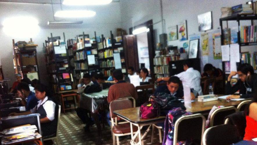 (Foto: Biblioteca Municipal Francisco Antonio de Fuentes y Guzmán)