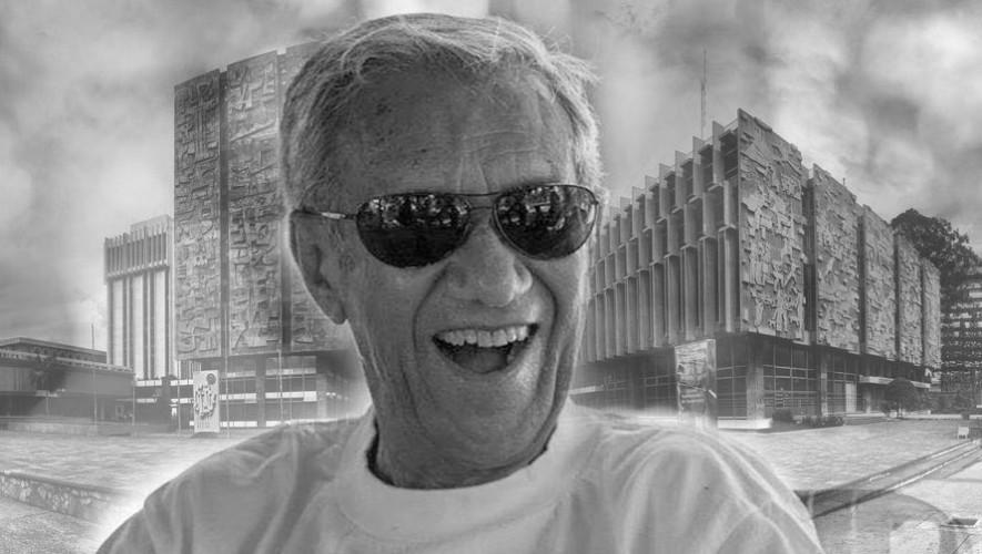 El arquitecto guatemalteco Carlos Haeussler fue el pionero de la arquitectura moderna en el país. (Foto: Guatemala.com)