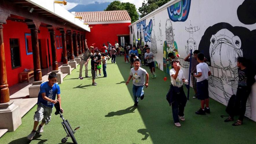 La sede de Los Patojos se encuentra en Sacatepéquez. (Foto: Los Patojos)