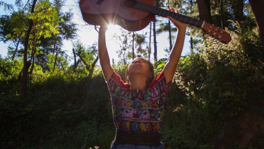Sara Curruchich es la nueva voz de las mujeres indígenas de Guatemala en la ONU. (Foto: Jeff Abbott)