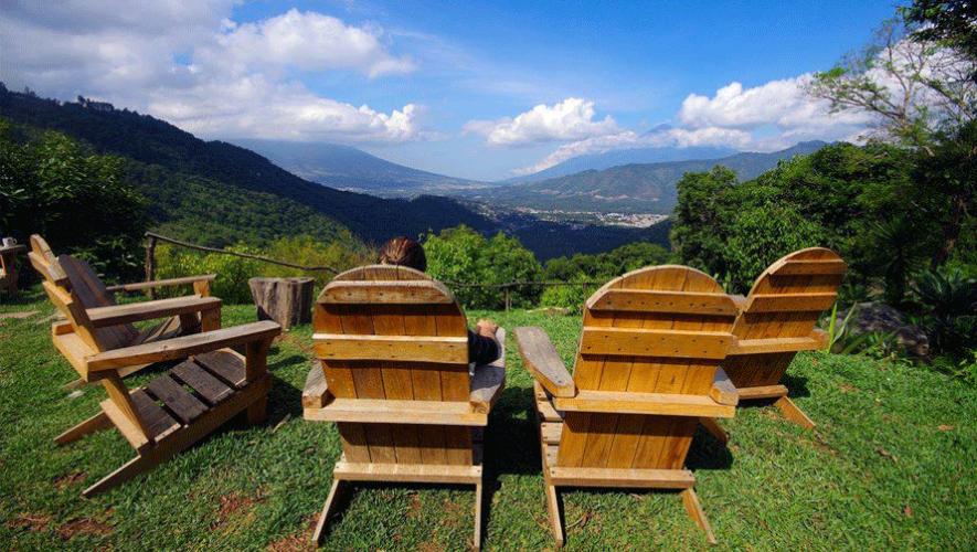 Earth Lodge en Guatemala combina  el placer de viajar con una vida saludable. (Foto: Facebook Earth Lodge)