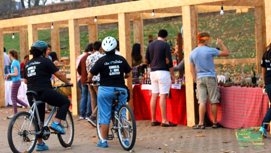 Llénate de actividades y propuestas eco friendly en el EcoMarket del Día de la Tierra. (Foto: EcoMarket)